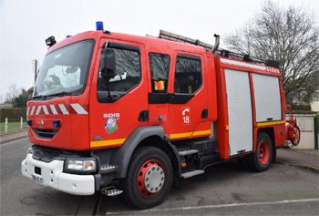 <h2>Fourgon-pompe tonne - Ézy-sur-Eure - Eure (27)</h2>