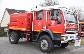 <h2>Camion-citerne pour feux de forêts - Ézy-sur-Eure - Eure (27)</h2>