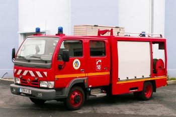 Véhicule de première intervention, Sapeurs-pompiers, Somme (80)