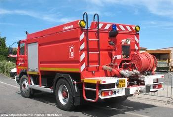 <h2>Camion-citerne d'incendie - Saint-Martin-en-Haut - Rhône (69)</h2>