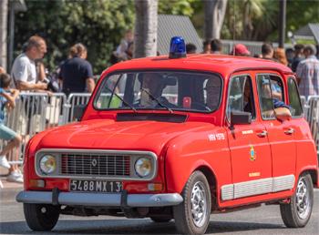 Véhicule de liaison, Marins-pompiers de Marseille,  ()