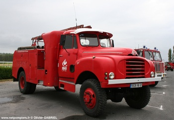 <h2>Camion-citerne pour feux de forêts - Glos-la-Ferrière - Orne (61)</h2>