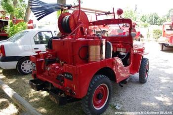 <h2>Camion-citerne pour feux de forêts léger - Arles - Bouches-du-Rhône (13)</h2>