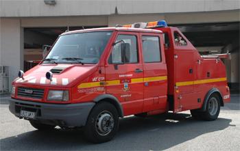 Véhicule d'assistance technique, Marins-pompiers de Marseille,  ()