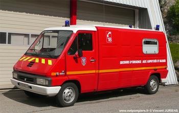 <h2>Véhicule de secours et d'assistance aux victimes - Savoie (73)</h2>