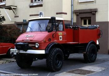<h2>Camion-citerne pour feux de forêts - Rennes - Ille-et-Vilaine (35)</h2>