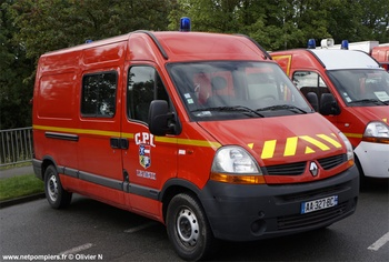 Véhicule pour interventions diverses, Sapeurs-pompiers, Oise (60)