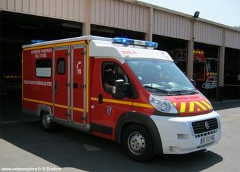 <h2>Véhicule de secours et d'assistance aux victimes - Villiers-le-Bel - Val-d'Oise (95)</h2>