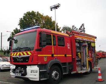 <h2>Fourgon-pompe tonne secours routier - Le Mans - Sarthe (72)</h2>