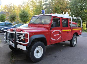 <h2>Camion-citerne pour feux de forêts léger - Bormes - Nièvre (58)</h2>