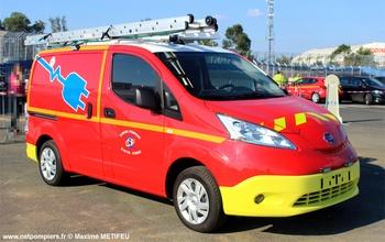Véhicule pour interventions diverses, Sapeurs-pompiers, Haute-Corse (2B)