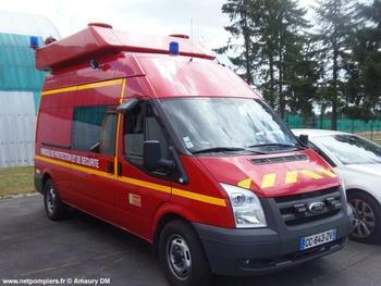 Véhicule de protection et de sécurité, Sapeurs-pompiers, Oise (60)