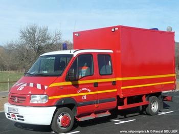 <h2>Véhicule de protection et de sécurité - Lempdes-sur-Allagnon - Haute-Loire (43)</h2>