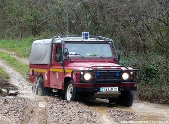 <h2>Camion-citerne pour feux de forêts léger - Murviel-lès-Béziers - Hérault (34)</h2>