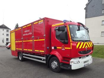 Véhicule de dépollution, Sapeurs-pompiers, Indre-et-Loire (37)