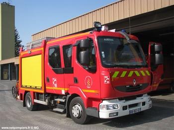 <h2>Fourgon-pompe tonne léger - Aubenas - Ardèche (07)</h2>