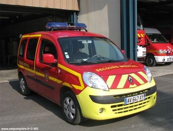 Véhicule radio médicalisé, Sapeurs-pompiers, Ardèche (07)