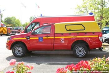 Véhicule GRIMP, Sapeurs-pompiers, Loiret (45)