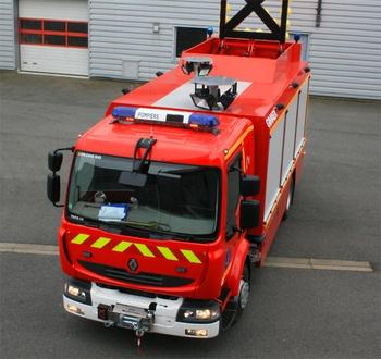 <h2>Véhicule de secours routier - Orléans - Loiret (45)</h2>