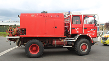 <h2>Camion-citerne pour feux de forêts - Ouzouer-le-Marché - Loir-et-Cher (41)</h2>