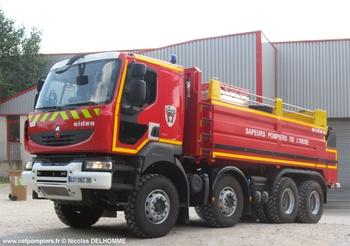 <h2>Camion-citerne de grande capacité - Beaucroissant - Isère (38)</h2>