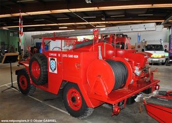 <h2>Camion-citerne pour feux de forêts - Lévis-Saint-Nom - Yvelines (78)</h2>