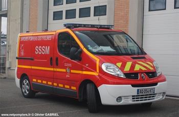 <h2>Véhicule léger infirmier - Montigny-le-Bretonneux - Yvelines (78)</h2>