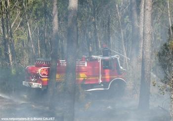 <h2>Camion-citerne pour feux de forêts - Morcenx - Landes (40)</h2>