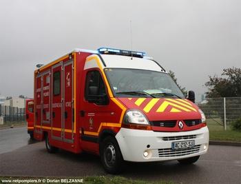<h2>Véhicule de secours et d'assistance aux victimes - Limay - Yvelines (78)</h2>