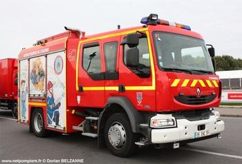 <h2>Fourgon-pompe tonne - Ris-Orangis - Essonne (91)</h2>