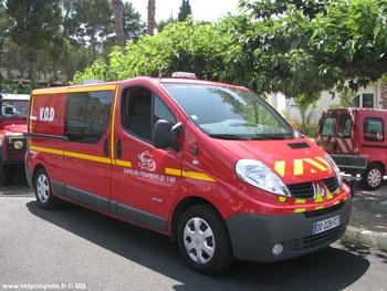 Véhicule pour interventions diverses, Sapeurs-pompiers, Var (83)