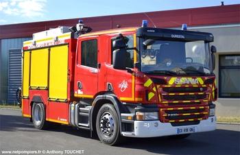 <h2>Fourgon-pompe tonne secours routier - Durestal - Maine-et-Loire (49)</h2>