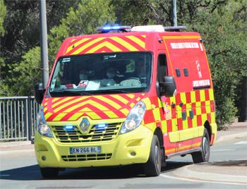 <h2>Véhicule de secours et d'assistance aux victimes - Fréjus - Var (83)</h2>