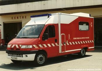 Véhicule de secours et d'assistance aux victimes, Sapeurs-pompiers, Vendée (85)