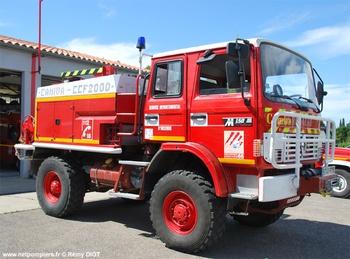<h2>Camion-citerne pour feux de forêts - Rivesaltes - Pyrénées-Orientales (66)</h2>
