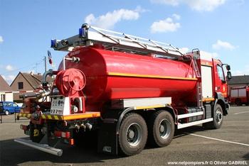 <h2>Camion-citerne de grande capacité - Le Mans - Sarthe (72)</h2>