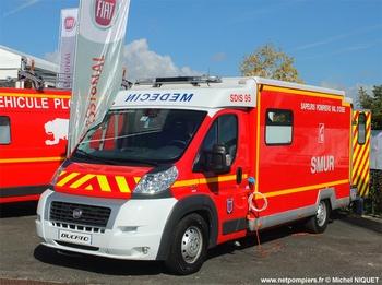 <h2>Ambulance de réanimation - Val-d'Oise (95)</h2>