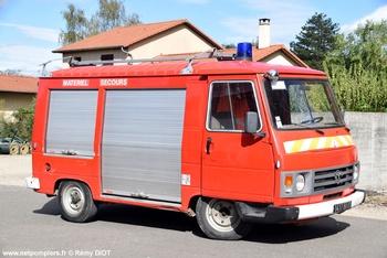 Véhicule pour interventions diverses, Sapeurs-pompiers, Ain (01)