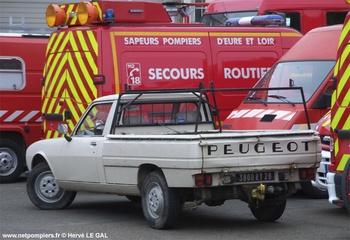 Véhicule de transport, Sapeurs-pompiers, Eure-et-Loir (28)
