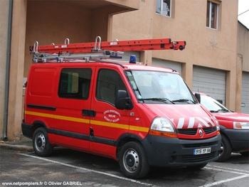 Véhicule pour interventions diverses, Sapeurs-pompiers, Vaucluse (84)