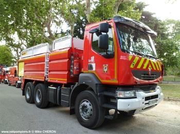 <h2>Camion-citerne de grande capacité - Aniane - Hérault (34)</h2>