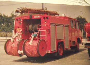 <h2>Fourgon-pompe tonne - Fleury-les-Aubrais - Loiret (45)</h2>
