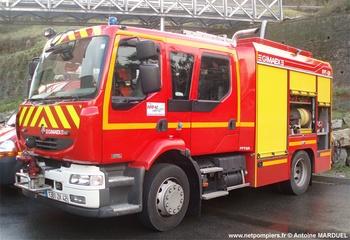 <h2>Fourgon-pompe tonne secours routier - Saint-Chamond - Loire (42)</h2>