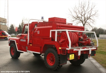 <h2>Camion-citerne pour feux de forêts - Saint-Astier - Dordogne (24)</h2>