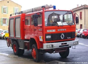 <h2>Fourgon-pompe tonne - Narbonne - Aude (11)</h2>