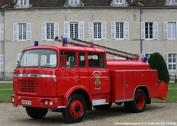 Fourgon-pompe tonne, Sapeurs-pompiers, Côte-d'Or