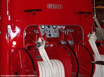 <h2>Fourgon-pompe dévidoir de grande puissance - Blois - Loir-et-Cher (41)</h2>