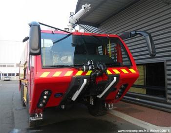 Véhicule pour interventions aéroportuaires, Service de sauvetage et de lutte contre l'incendie des aéronefs, Nouvelle-Calédonie (988)