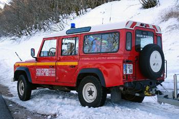 <h2>Véhicule de secours en montagne - Munster - Haut-Rhin (68)</h2>