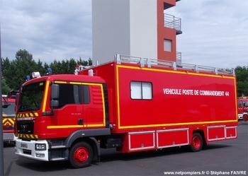 <h2>Véhicule poste de commandement - Loire-Atlantique (44)</h2>